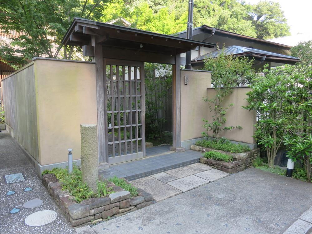 鎌倉の名店の庭 2019